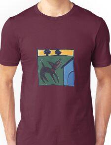 DOG HOUSE ART Unisex T-Shirt