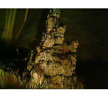 Grutas De La Estrella - Cave Formation  6 Photographic Print