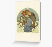 Wreath of the Isles Greeting Card