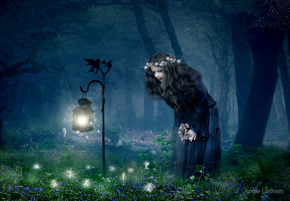 The Fairy Ring by Angie Latham