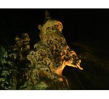 Grutas De La Estrella - Cave Formation 8 Photographic Print