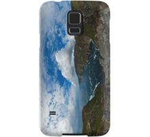 Bunglas - Highest Sea Cliffs in Europe? Samsung Galaxy Case/Skin