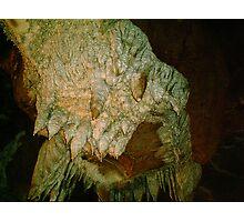 Grutas De La Estrella - Cave Formation 10 Photographic Print