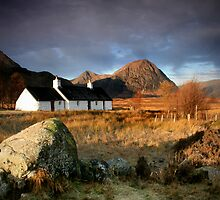 Blackrock Cottage : Glencoe, Highlands by Angie Latham