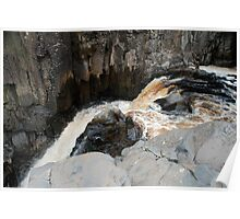 the top of high force Poster