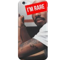 "Tupac ""Im Rare"" Supreme iPhone Case/Skin"