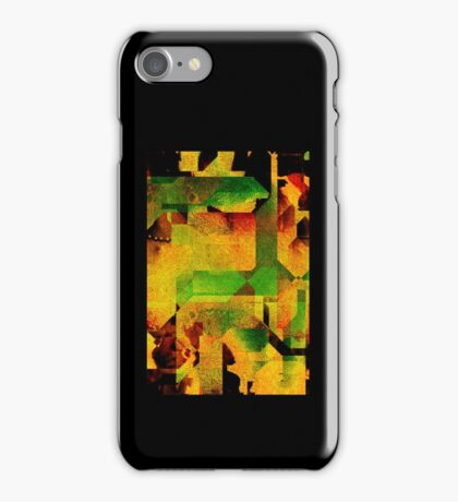 In the Temple of the Sun iPhone Case/Skin