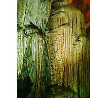 Grutas De La Estrella - Cave Formation 16 Photographic Print