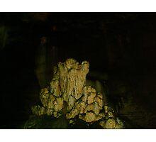 Grutas De La Estrella - Cave Formation 17 Photographic Print