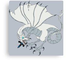Sword beast Canvas Print