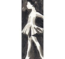 Little Ballerina Photographic Print
