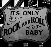 Rock and roll baby by rachelsteimel