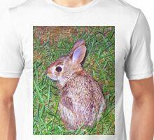 little baby bunny 2  Unisex T-Shirt