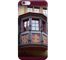 Swiss Window Box iPhone Case/Skin