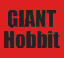 Giant Hobbit: The Battle of the Five Armies - T-Shirt Sticker Kids Clothes