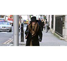 High Street Fashion Photographic Print