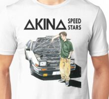 Akina Speed Stars Unisex T-Shirt