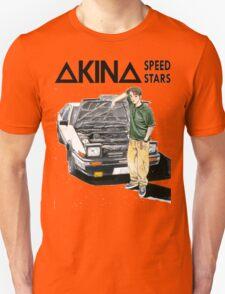 Akina Speed Stars T-Shirt