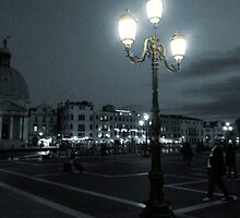Lantern in Venice by MissCellaneous