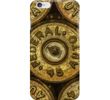 45 Brass #2 iPhone Case/Skin