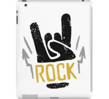 Rock Horns iPad Case/Skin