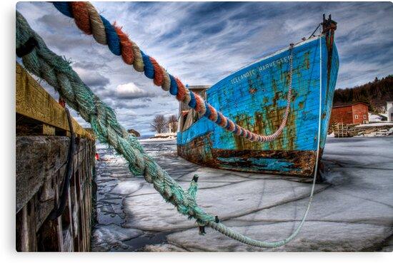 Ice Breaker by Kevin  Kroeker