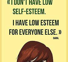 Daria quote by mygeishastuff