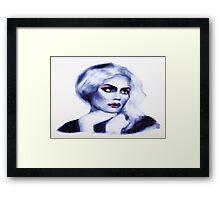 Raja Gemini Framed Print