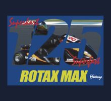 Superkart 125 Rotax Max Heavy by zoompix