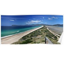 """""""The Neck"""" at Bruny Island Poster"""