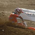 Rider AJ Hedger #6 Nice Corner Roost Loretta Lynn's SW Area Qualifier Competitive Edge MX - Hesperia, CA. USA (1599 Views as of 4-6-13) by leih2008