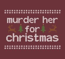 murder her for christmas by msanimanga