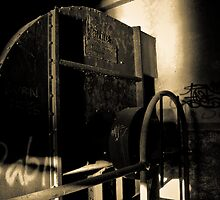 Sepia Furnace by HouseofSixCats