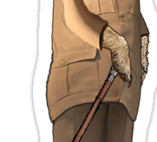 Safari Meerkat Sticker