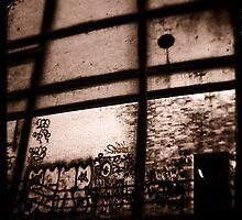 Graffitti Wall by HouseofSixCats