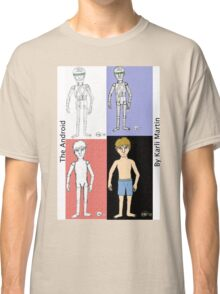The Android- The Transformation Classic T-Shirt