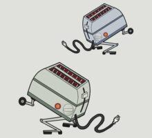 Toaster Rabbits by Malkman