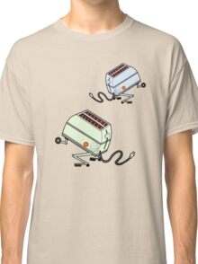 Toaster Rabbits Classic T-Shirt