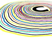 Rippling Rainbow by amberisamber