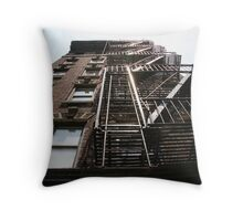 Things Are - Looking Up Throw Pillow