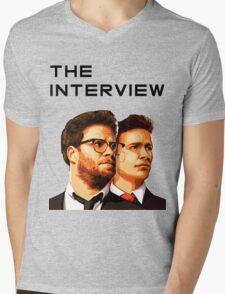 The Interview Mens V-Neck T-Shirt