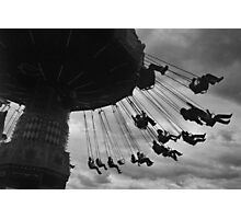 Swing Photographic Print