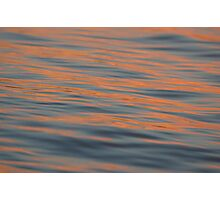 Moving Water Photographic Print