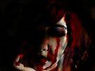 Sad Clown by Violeta Pérez Anzorena