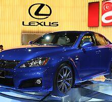Lexus IS F - Sydney, Australia by Neil Grainger