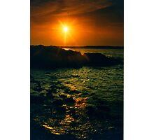 Harris Photographic Print