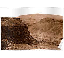 Cliffs of Deep Remorse Poster