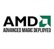 AMD Advanced Magic Deployed Photographic Print