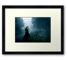 May Eve Framed Print