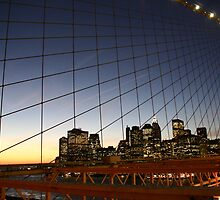Brooklyn Bridge by Elodie